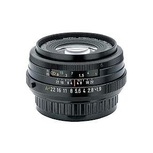 Pentax SMCP-FA 43mm f/1.9 Limited Lens