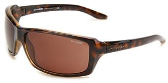 Arnette Chop Shop AN4172-04 Square Sunglasses,Havana Frame/Brown Lens,One Size