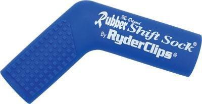 Ryder Clips Rubber Shift Sock - Blue RSS-BLUE