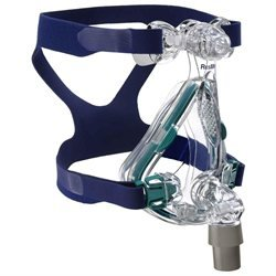 Resmed Mirage Quattro Full Face Mask Complete System - Best CPAP mask