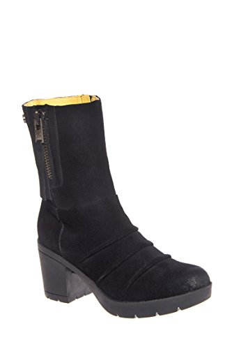 Bucharest 1548 Mid Heel Boot