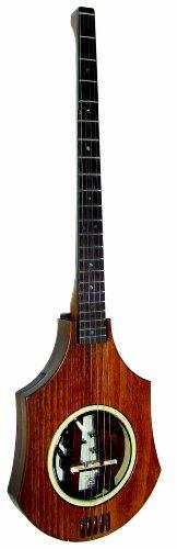 Gold Tone Tranjo Traveler Banjo (Five String, Vintage Brown)