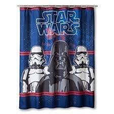 Star Wars Darth Vader Shower Curtain