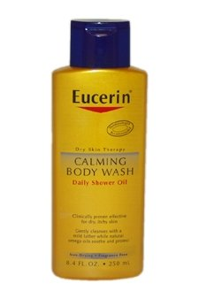 Eucerin Calming Body Wash Daily Shower Oil 248 ml