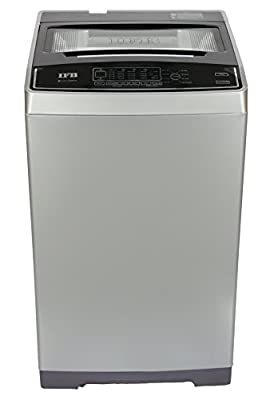 IFB AW6501SB Electronic Top-loading Washing Machine (6.5 Kg, Silver and Black)
