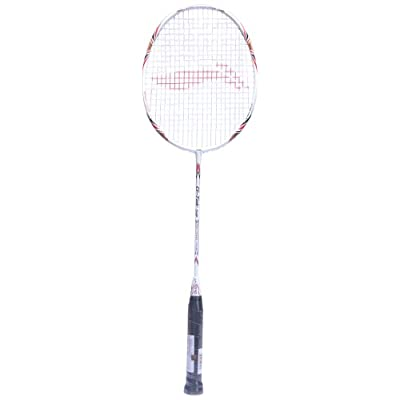 Li-Ning G-Tek 58 Badminton Racquet (Pearl White)