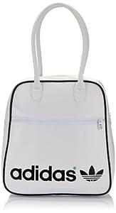adidas Women's Adicolor Bowling Bag - White/Black