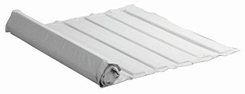 lit réseau W 70, L 140 cm. Barres de hêtre massif en coton