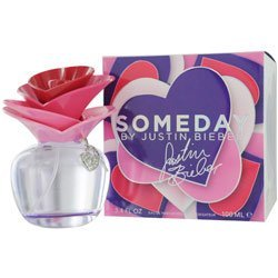 Someday By Justin Bieber 3.3 / 3.4 Edp Sp Women