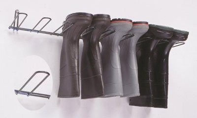 Rackems Boot Rack in Black - Holds 4 Pairs