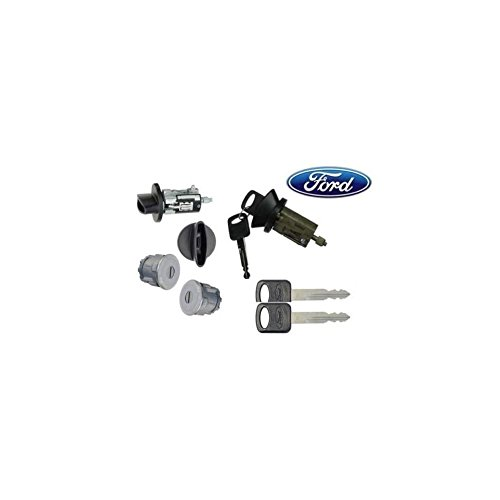 Ford 1L3Z-11582-A - LOCK ASY - STEERING