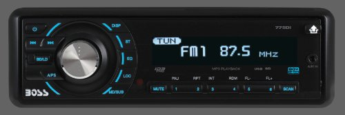 Boss Audio Systems 775Di Multimedia Receivers