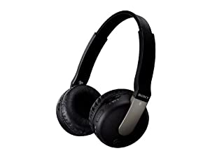 Sony DR-BTN200 Wireless Bluetooth Headphone - Black (Japan model)