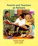 img - for Parents and Teachers as Partners: A Guide for Early Childhood Educators book / textbook / text book