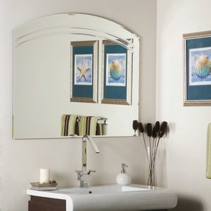 Angel Wall Mirror front-68704