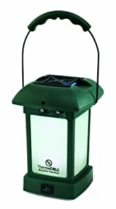 Thermacell Mr-9l Cordless Portable Mosquito Repellent Outdoor Lantern