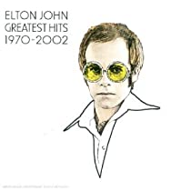Elton John Greatest Hits 1970 - 2002