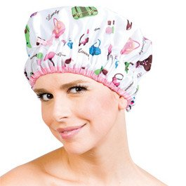 BETTY DAIN The Fashionista Collection Shower Cap Diva BDC5200