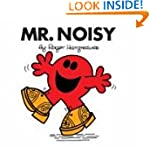 Mr. Noisy (Mr. Men Classic Library)