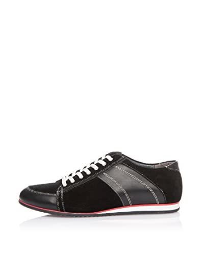Wolfland Sneaker Stringhe [Nero]