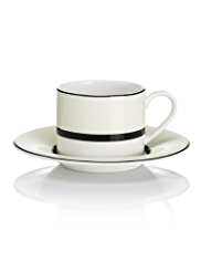 Manhattan Espresso Cup & Saucer Set