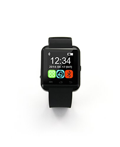 PHtronics Bluetooth Smart Watch for IOS, Android, Symbian, Blackberry OS and Windows Phone