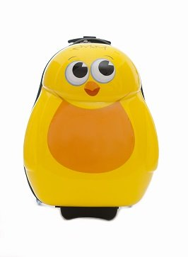Chico The Chick Cutie Trolley Case Yellow