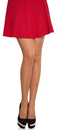 Merry Style Donna Collant con Aloe Vera MS 110 20 DEN (Neutro, 5 (44-48))