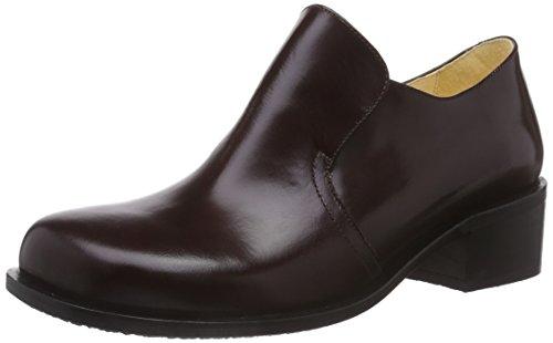 John W. Shoes Kahlen, Scarpe con imbottitura leggera donna, Rosso (Rot (BURDEOS)), 36