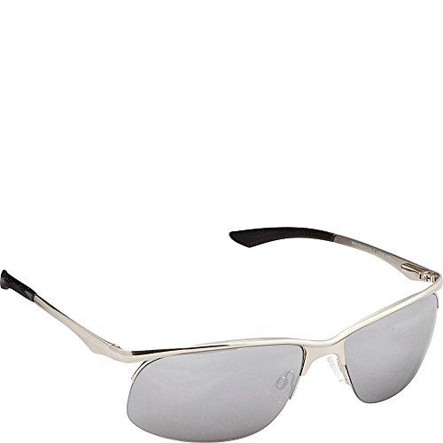 union-bay-mens-u926-mslv-oval-sunglasses-matte-silver-67-mm