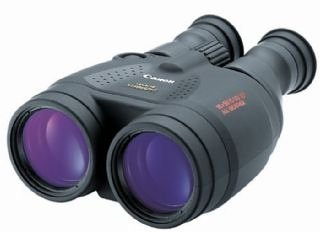 Canon 18 x 50 Image Stabilising All Weather Binoculars with Neck Strap  &  Case