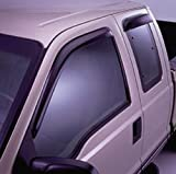 Auto Ventshade 94707 Ventvisor 4-Piece Smoke Window Visor