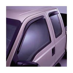 Auto Ventshade 94924 Ventivisor Deflector - 4 Piece
