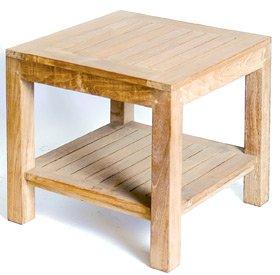 Teak Boston Side Tisch 50x50x48 cm günstig bestellen