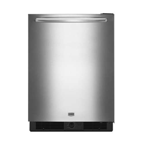 Maytag 5.6 Cu. Ft. Stainless Steel Built-In Undercounter Refrigerator - MURM24FWBS