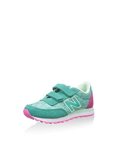 New Balance Sneaker NBKV501TPP [Verde Acqua]