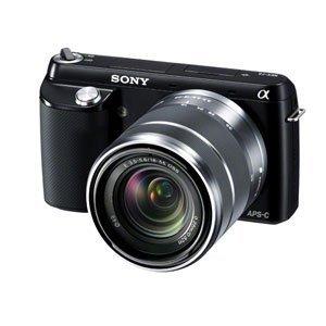 ソニー デジタル一眼カメラ「NEX-F3」レンズキット(ブラック)SONY NEX-F3 NEX-F3K-B