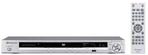 Pioneer Dv610av-s Silver Multi Region Code Free Hdmi 1080p Upconverting DVD Player with SACD and DVD-Audio Playback