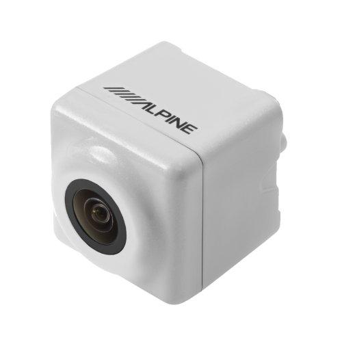 ALPINE(アルパイン) ステアリング連動バックビューカメラ (プリウス専用・パールホワイト・LED付属) SGS-C920D-PR-W-LED
