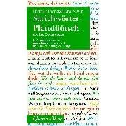 Sprichwörter Plattdüütsch und ihre Bedeutungen