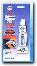 Flowable Windshield Silicone, 1.75 oz card (75009)