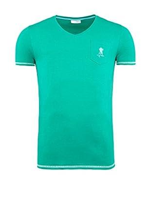 SUMMERFRESH Camiseta Manga Corta Lexxy (Verde)