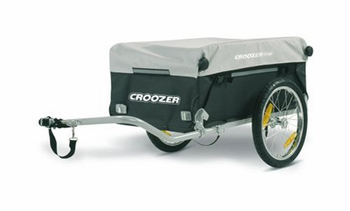 Croozer Designs Cargo Trunk Bicycle Trailer