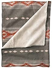 Woolrich 92302 AZT R 50 by 68-Inch Timber Mountain Ii Throw