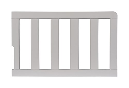 Delta Children Toddler Guardrail, White