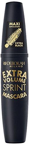 Deborah Milano Mascara Extra Volume Sprint, Nero
