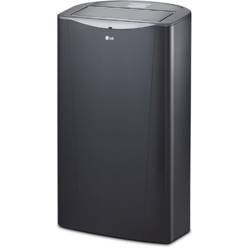 LG Electronics LP1414GXR 115-volt Portable Air Conditioner with LCD Remote Control, 14000 BTU