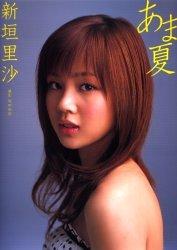 新垣里沙写真集(DVD付)「あま夏」