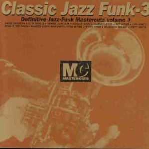Classic jazz funk mastercuts vol 3 cassette for Classic house mastercuts vol 3
