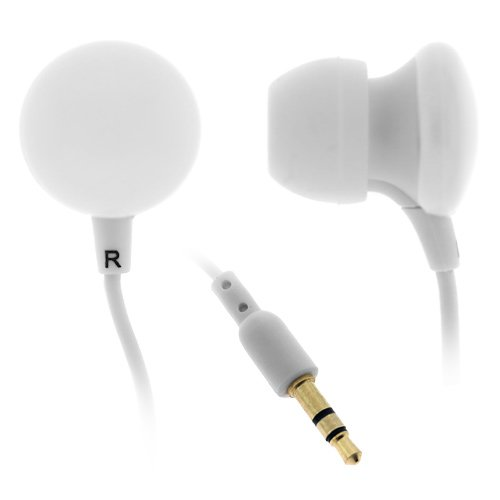 Birugear Stereo Candy Soft Gel Headset 3.5Mm For Samsung Ativ Tab 3